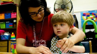 Teaching Kids with Special Needs
